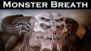 Monster Breathing and Snarling Sound Effect | Hi Quality Audio