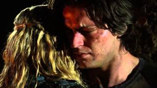 Bellarke Scenes (122) FINN'S DEATH [THE 100 S02E08]
