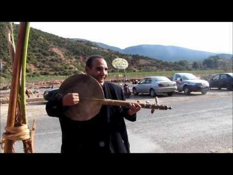 מרוקו-ווארזאזאת והרי האטלס Ouarzazate,Atlas Mountains