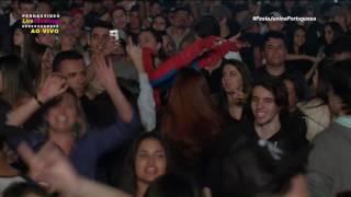Transmissão Live Festa Junina da Portuguesa,Mc Kekel, Hit de Verão