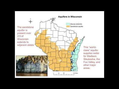 Wisconsin's Groundwater: Basic Concepts and Information Resources