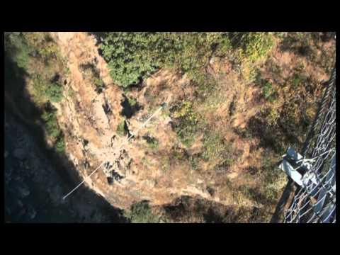 Bungy Jump Last Resort, Nepal