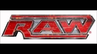 WWE Monday Night Raw Theme Song 2012