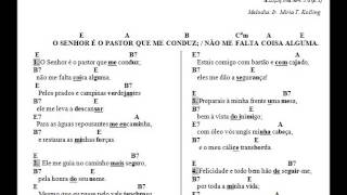 SALMO 22 (23) - O SENHOR É O PASTOR QUE ME CONDUZ