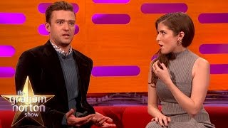 Justin Timberlake and Anna Kendrick Are Gutted About Bake Off - The Graham Norton Show