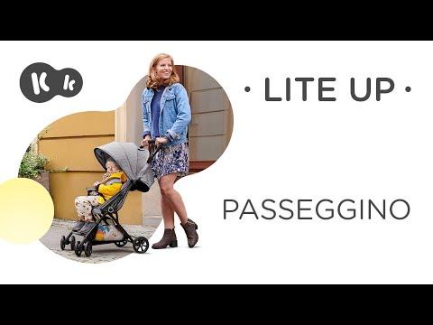Passeggino Kinderkraft Lite Up