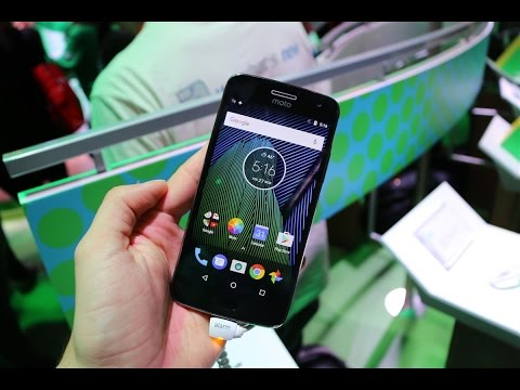 Moto G5 Plus - primele impresii
