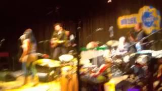 Suzanna Lubrano and band live Tros Muziekcafe 26-01-13