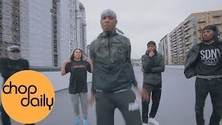 Russ - Gun Lean (Dance Cypher Video) | Chop Daily