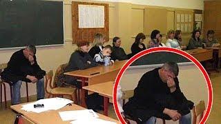So hat ein Mann reiche und selbstbewusste Eltern in der Schule bestraft!
