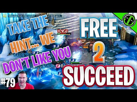 Ice Golem Is Some DooDoo Butter | Free 2 Succeed - EPISODE 79