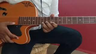 Happy birthday tune guitar lesson