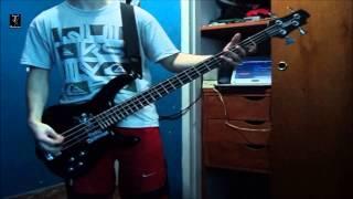 "Guns N' Roses ""You're Crazy"" Bass Cover"