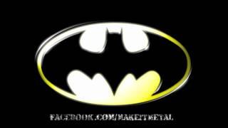 Batman Theme (metal version)
