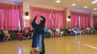 Lēnais Valsis Arthur Murray franšīzes deju studija Rīga