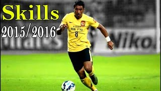 Paulinho ● Guangzhou Evergrande ● Passes, Goals, Skills & Tackles ● 2015/2016 ● ||HD||