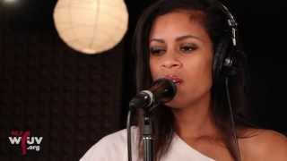 "AlunaGeorge - ""Your Drums, Your Love"" (Live at WFUV)"