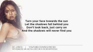 Rihanna - Towards The Sun [Lyrics On Screen]