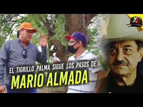 🇲🇽se vuelve actor EL TIGRILLO PALMA dejará de cantar?❤️