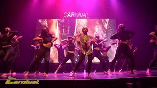 Hamilton Evans | Choreographer's Carnival Feb 2018 (Live Dance Performance)