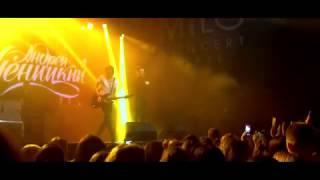 Андрей Леницкий - Листья (live guitar solo)