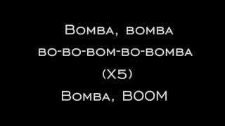 Lali Esposito - Bomba Letra