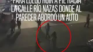 Asesinan a profesor de matemáticas al salir de un bar en Cuernavaca
