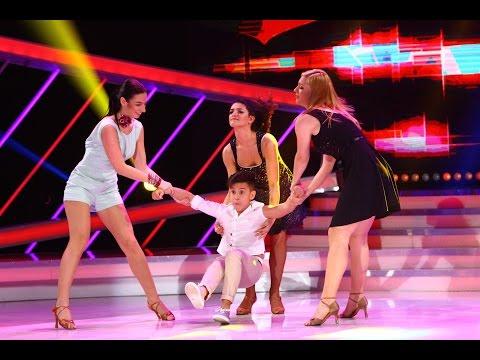 Mihai Ungureanu încinge atmosfera cu dansul său la Next Star