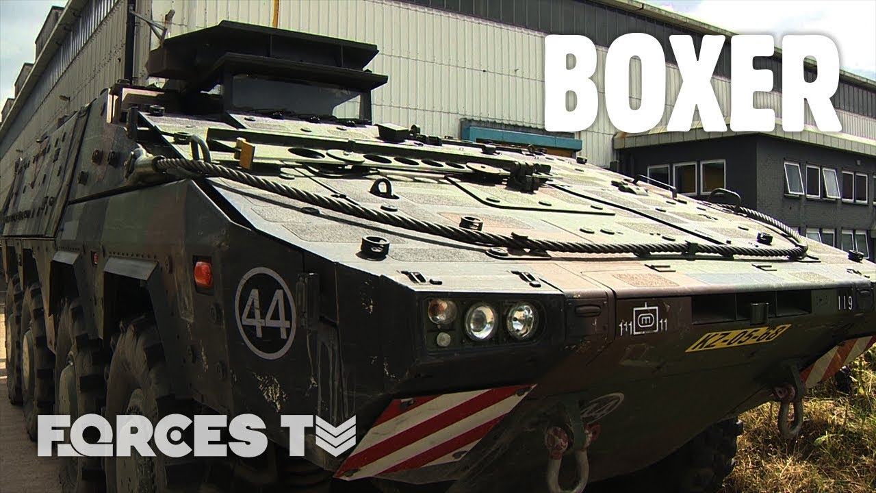 British Army's New Fighting Vehicle