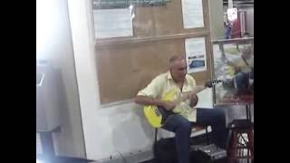 GUITARRISTA CEGO - SHOW POLPA TEMPO RIBEIRÃO PRETO
