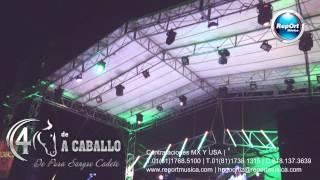 4 de a Caballo - Nave 727 - En Vivo 2015