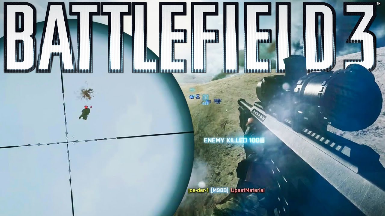 AKA-ART - Nothing quite like these Battlefield 3 moments!