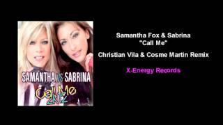 Samantha Fox & Sabrina - Call me (Christian Vila & Cosme Martin Remix)