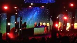Bassnectar - 'Teleport Massive (Bassnectar Remix)' live @ Red Rocks 2015 (Night 2)
