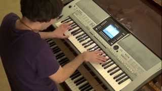 Avicii & Nicky Romero - I could be the one - piano & keyboard synth cover by LIVE DJ FLO