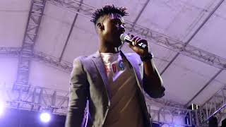 Mlindo The Vocalist - Macala ft. Sfeesoh, Kwesta, Thabsie  Live at Ink Hop Festival 2018