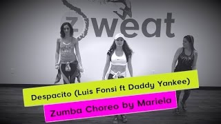 Despacito (Luis Fonsi ft Daddy Yankee) | [WATCH IN COMPUTER] | Zumba Choreography by Mariela
