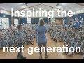 Inspiring the next generation | Volvo Ocean Race 2017 - 2018