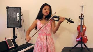 When I Was Your Man - Bruno Mars (Violin Cover by Kimberly McDonough)
