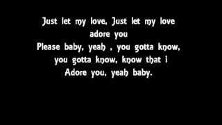 Adorn Remix Lyrics Ft. Wiz Khalifa