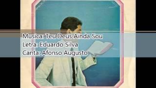 Afonso Augusto   1983   Palavra Verdadeira   Teu Deus Ainda Sou