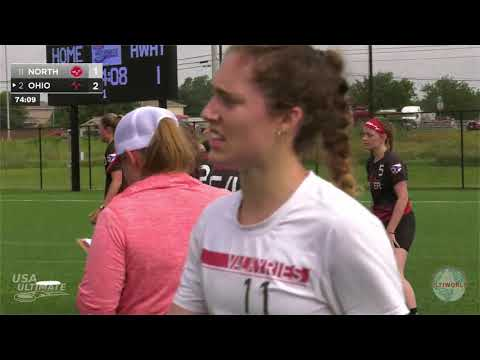 Video Thumbnail: 2019 College Championships, Women's Pool Play: Northeastern vs. Ohio State