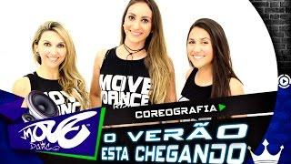 Mc Davi - O Verão Esta Chegando - Move Dance Brasil - Coreografia