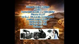 Sonorizari Audio cu DJ  Falticeni