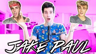 JAKE PAUL SONG - Jake Paul, Erika Costell, Tessa Brooks, Jerika (Team 10)