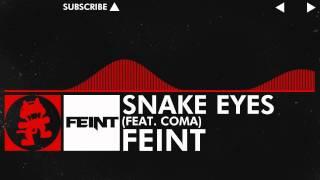 [DnB] - Feint - Snake Eyes (feat. CoMa) [Monstercat Release] width=