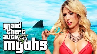 GTA 5 Myths (Shark Girls, Underwater Lover, Sleepaway Camp and More!)