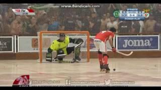 Hóquei em Patins: Sporting CP 5-5 SL Benfica
