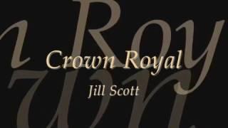 Jill Scott - Crown Royal