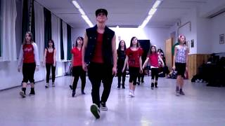 Snoop Dogg - Drop It Like it's Hot | Beginner Class | Dance Choreography by: Daniel Krichenbaum